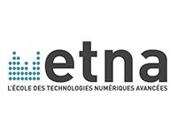 Ecole ETNA - Logo
