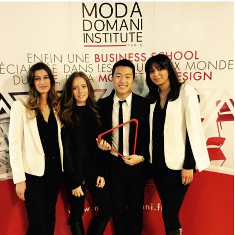 Moda Domani Institute - Etudiants 3e année Promo 2019
