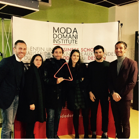 Moda Domani Institute - Jury Workshop Berluti