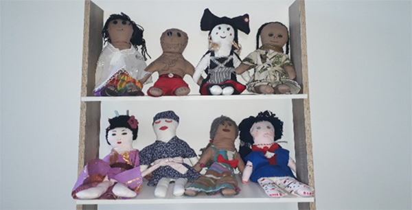 L'ISG Nantes organise dans ses locaux une vente de poupées frimousse au profit de l'UNICEF