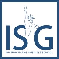 Ecole ISG - Logo