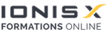 Logo de la plateforme d'enseignement numérique IONISx