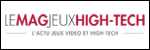 Logo Le Mag jeux High-Tech - Newsroom IONIS Education Group-