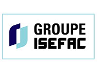 Logo Groupe ISEFAC - Newsroom Ionis Education Group