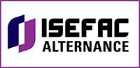 Logo ISEFAC Alternance - Newsroom Ionis Education Group