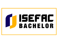 Logo ISEFAC Bachelor - Newsroom Ionis Education Group