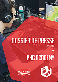 Dossier de Presse PHG Academy - Newsroom IONIS Education Group