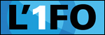 Logo L'1FO - Newsroom IONIS Education Group