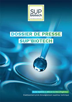 Dossier de Presse Sup'Biotech - Newsroom IONIS Education Group
