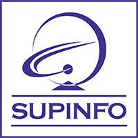 Logo SUPINFO - Newsroom Ionis Education Group