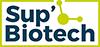 Logo Sup'Biotech - Newsroom IONIS Education Group