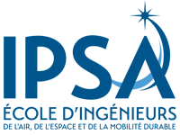 Logo IPSA - Newsroom IONIS Education Group
